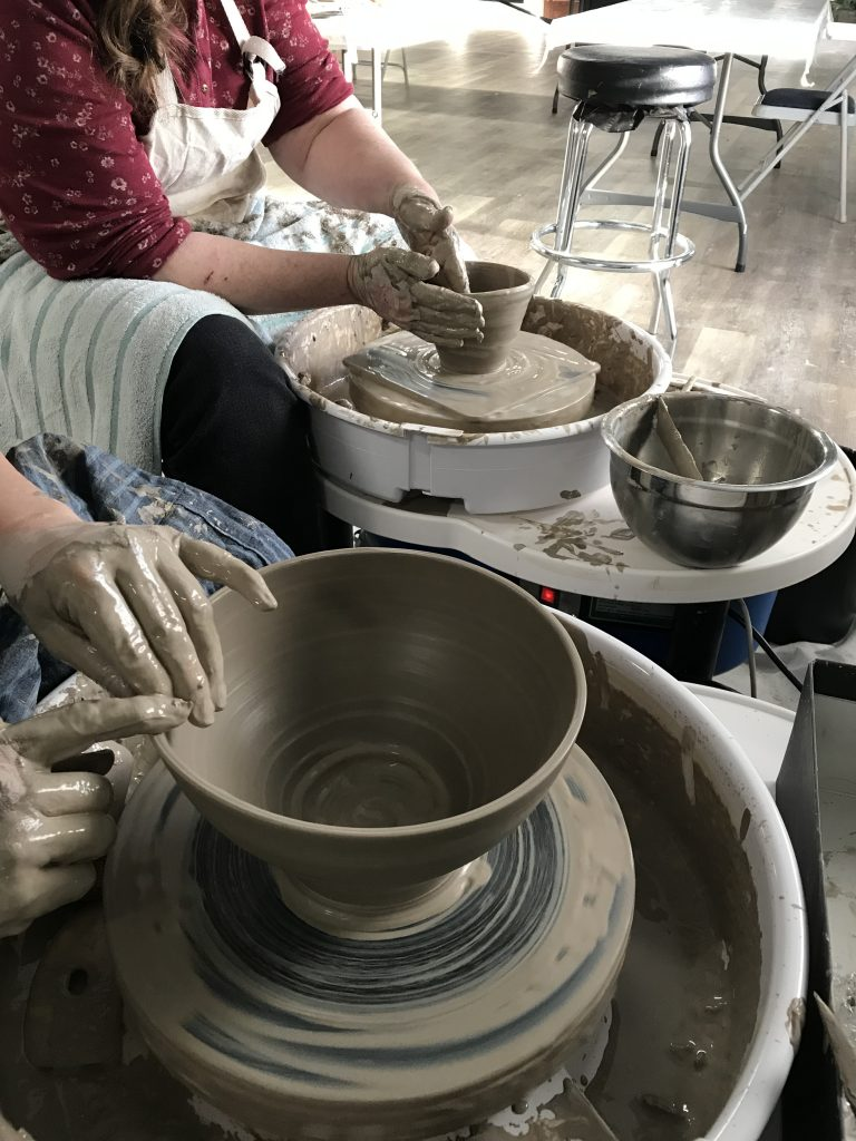 Pottery Classes Offered
